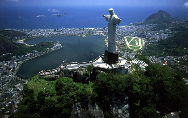 Бразилия Пан-ди-Асукар