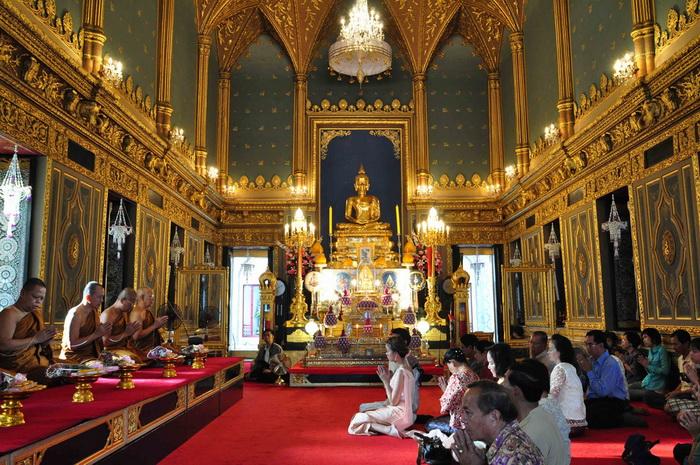 Тайланд Брачная церемония
