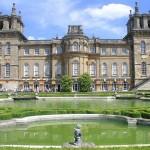 Англия — Дворец Бленхейм