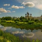Город Тихвин – особое место в культуре России